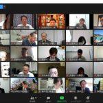 ロータリー・リーダーシップ研究会PARTⅡをZOOMにて開催しました。