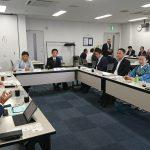 地域別職業奉仕担当者懇談会(福井)を実施しました