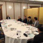 地域別職業奉仕担当者懇談会(京都市域第1・第2グループ)を実施しました