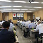 7月22日(日)地区青少年交換委員長会議が開催されました