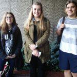 青少年交換受入学生エクスカーション取材