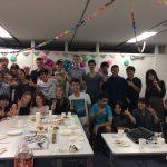 2018/06/10青少年交換 受入学生フェアウェルパーティーを開催