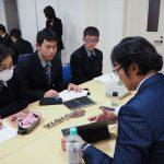 「キャリア教育in啓新高校」を開催しました
