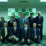 2018年11月22日(木)福井刑務所への書籍贈呈式と施設見学