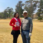 奈良県下ロータリークラブ親睦チャリティゴルフ大会報告