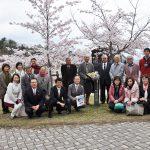 産官学民+RC  生駒山麓公園内桜並木樹勢回復事業〜10年の歳月を経て