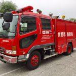 京都で長年活躍した消防自動車2台が、京都市とコーンケーン市(タイ)の架け橋に―京都北東ロータリークラブ