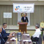 7月15日例会を開催しました。