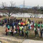 第12回桂川流域クリーン大作戦