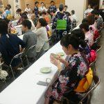 「米山奨学生と祇園祭りを楽しむ会」を開催いたしました。