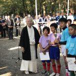 第二回下鴨神社杯タグラグビー大会開催