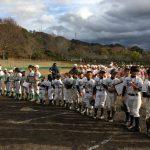 第3回宇治RC旗杯少年野球大会