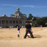 第10回ロータリーカップ杯 学童軟式野球大会 開催