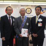 甲賀市内6中学校へ図書カード贈呈