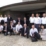 米山梅吉記念館見学並びに静岡県・三島ロータリークラブ例会訪問