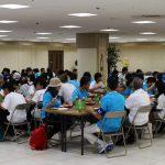 奉仕プロジェクト事業「スペシャルオリンピックス 市民交流ウォークinナガハマ」を開催しました。