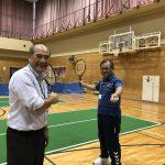 バウンドテニス 大津東ロータリーカップ