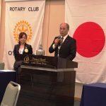田中誠二ガバナー合同公式訪問