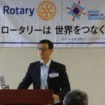 鯖江ロータリークラブ8月9日例会卓話「労使トラブルの傾向と対策」