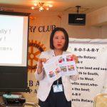 鯖江ロータリークラブで9月20日例会卓話「SDGsと鯖江市の取り組みについて」