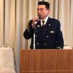 卓話 ~奈良県内の消防情勢~ 奈良県広域消防組合消防本部 山本 洋様 2月6日