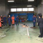 高島市消防本部へ職場訪問を実施