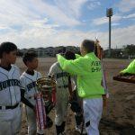 10/8第14回八日市南RC杯学童軟式野球大会決勝戦開催